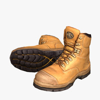 Steelcap Safety Boots