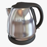 kettle electric 3d model