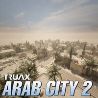 studio arab city 2 3d 3ds