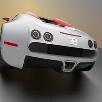bugatti veyron car blend