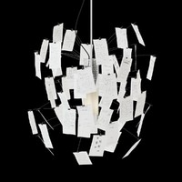 3d model suspension lamp