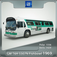 gm fishbowl 1969 t6h 3ds