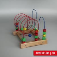 3d ikea toy