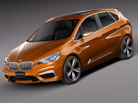 BMW Active Tourer Concept 2013