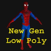 3d spiderman spider man