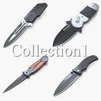 magnum knifes 1 3ds