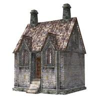 3d mariners chapel model