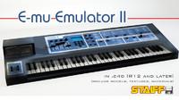 c4d e-mu emulator ii