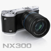samsung nx300 smart camera 3ds