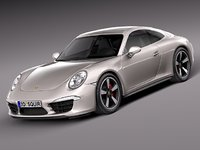 Porsche 911 50th Anniversary Edition 2014