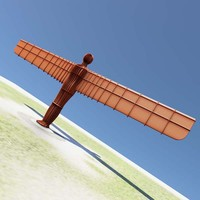 Angel Of The North Statue