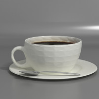 3ds max c cup