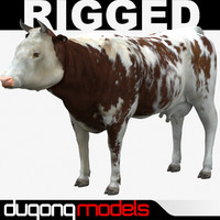 dugm02 cow 3ds