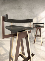 3d max chair: xemei stool