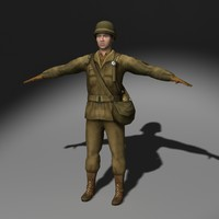 soldier 1945 max