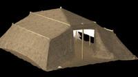 maya bedouin tent