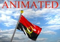 angola flag 3d max