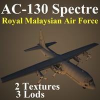 max ac-130 spectre rmf