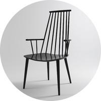 3d max j110 chair