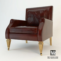 Baker Stately Homes Chair