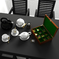 Convex Kitchen Decorations_Set_3