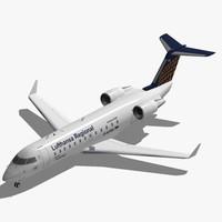 CRJ-200 Lufthansa Regional