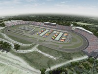 3d new hampshire motor speedway