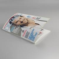 3d model magazine rig