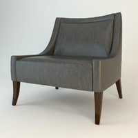 Baker Tivoli Lounge Chair