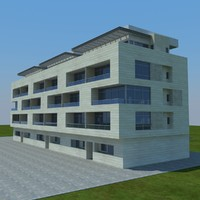 3ds max buildings 2 1