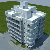 buildings obj