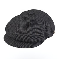 City Sport Donegal Tweed Newsboy Cap