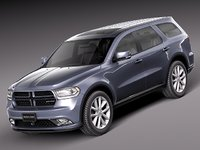 2013 2014 dodge suv 3ds