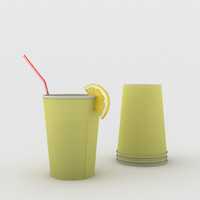 maya lemon cup lemonade