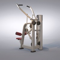 fitness machine obj