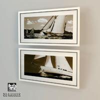 3d eichholtz yacht prints