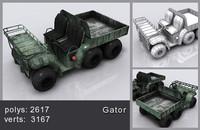 military gator max