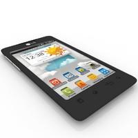 lg optimus mobile phone 3ds