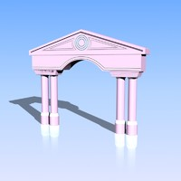 3ds max gate main