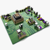 circuit board city 3ds