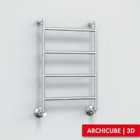 towel rail 3d model