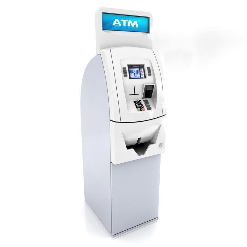 atm machine model