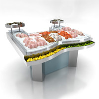 3d fish counter
