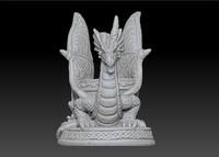 scan oil warmer dragon obj