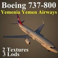 boeing 737-800 iye max