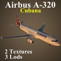 3d airbus cub