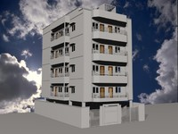 3ds max building design days