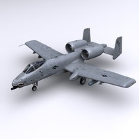 A-10C Thunderbolt II - Operation Enduring Freedom