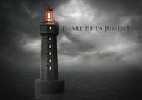3d model la jument lighthouse