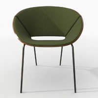 Lipse four leg chair